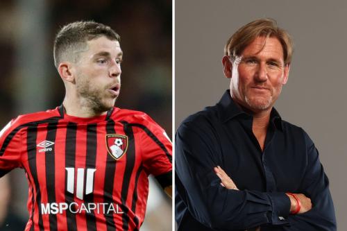 Ryan Christie to Bournemouth 'soft option' next to Celtic challenge says Jordan