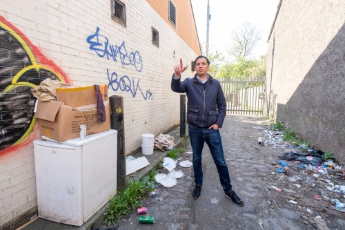 Sarwar claims Govanhill streets cleaned ahead of his visit to FM's constituency
