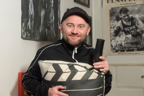 River City's Stephen Purdon says movie snub was 'boot in the Davina McCalls'