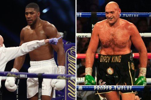 Tyson Fury vs Anthony Joshua set to start at 9pm UK time in huge boost for Brits