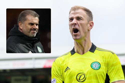 Joe Hart says career resurgence at Celtic has restored faith in football