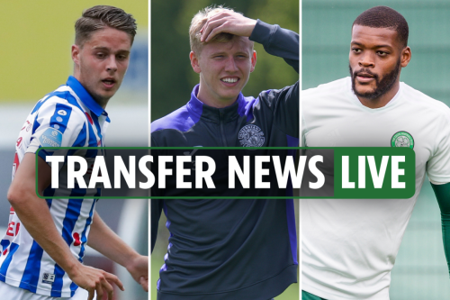 Celtic and Rangers latest news plus updates from Aberdeen, Hibs and rest of SPFL