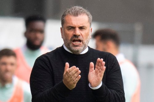 Postecoglou pleased with first Celtic win - as he warns players must do better
