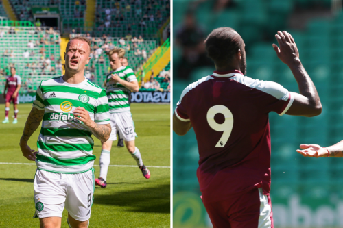 Griffiths booed by own fans as Hoops Hammered by Moyes' men