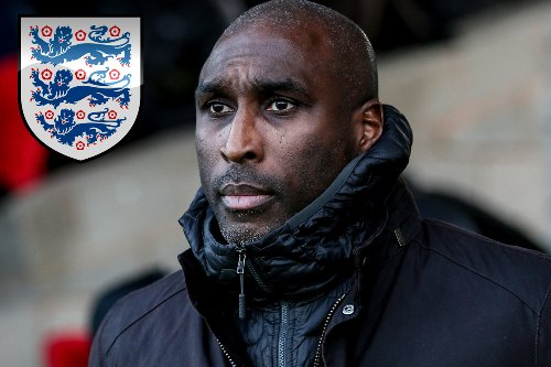 Arsenal legend Sol Campbell already met with England officials over U21 job