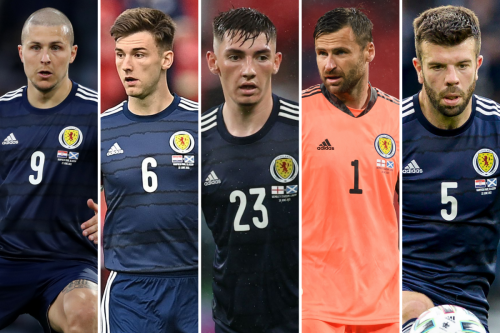 The 20 Scotland stars who featured at Euro 2020 rated after finals exit