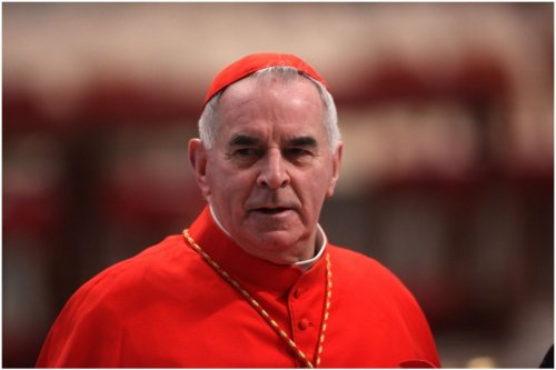Scots ex-priest who accused cardinal of sex abuse says church hasn't 'learned'
