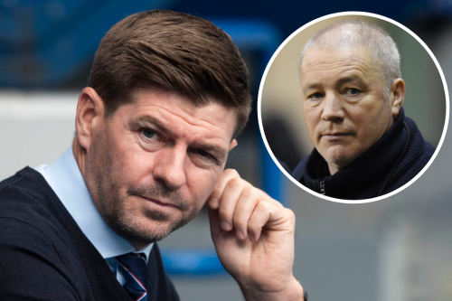 Rangers icon Ally McCoist in 'brutally honest' verdict following Motherwell draw