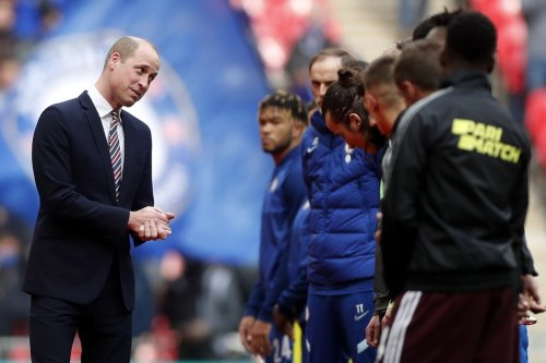 Prince William to attend England V Czech R in Euro 2020 head-to-head at Wembley