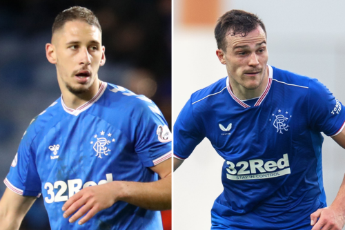 Rangers might be forced to offload Katic and Edmundson, reckons Stephen Craigan