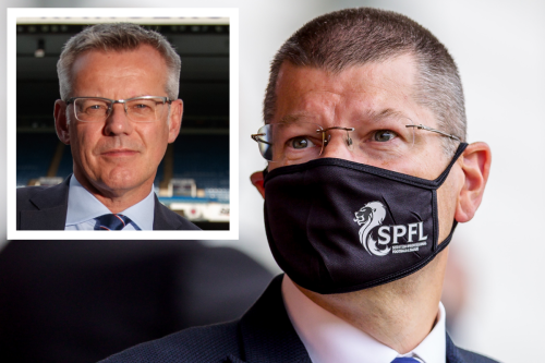 SPFL set for emergency meeting today as Rangers commercial feud continues