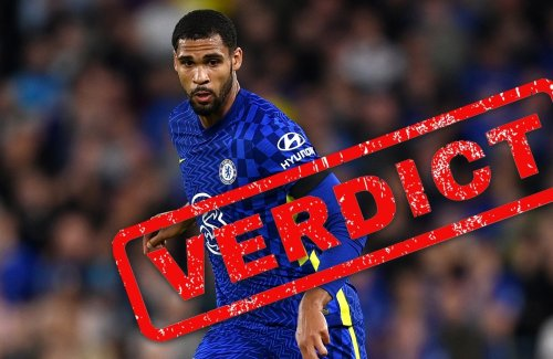 Loftus-Cheek gave Tuchel something to think about with a pure class display