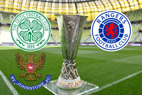 Celtic draw AZ Alkmaar and St Johnstone to face Randers in Europa League play-off
