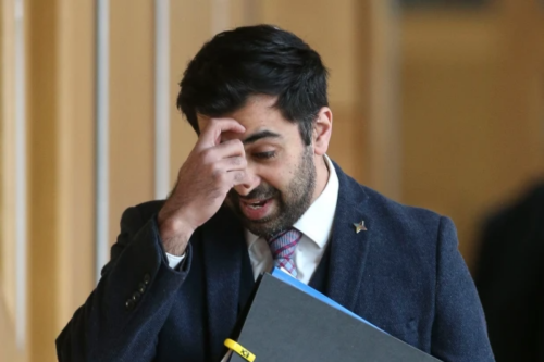 SNP's Humza Yousaf accused by rivals of 'hiding' amid ambulance crisis