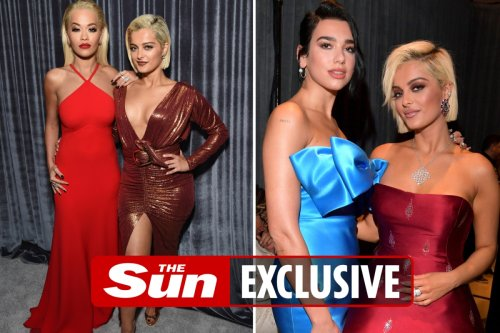 Rita Ora and Dua Lipa's feud will NEVER end, reveals Bebe Rexha