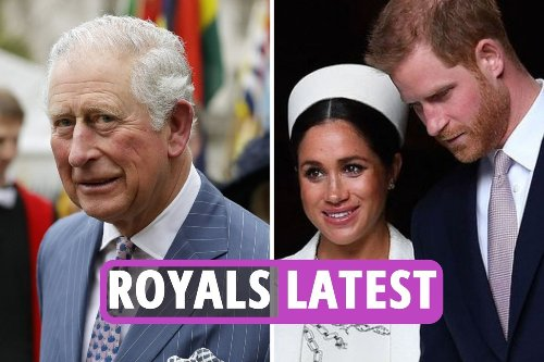 Frustrated Charles 'gives up on Harry & Meghan and may cast them out FOREVER'