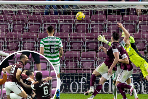 Souttar nods home late winner for Hearts with Celtic's Abada goal called offside