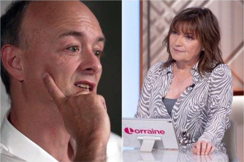 Lorraine slams 'disgraceful' Cummings for 'smirking' through shaming of BoJo