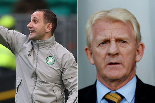 Celtic win vs Gers can give Kennedy real 'power' in Hoops job bid, says Strachan