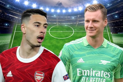 How Arsenal could line up vs AFC Wimbledon with Leno and Martinelli coming in