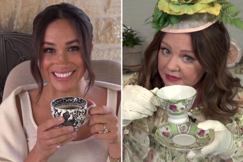 Meghan 'shows what she thinks of the Royals' in mocking bday video says expert