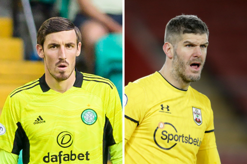 Celtic are all over the place right now, like blunder keeper Barkas says Boyd