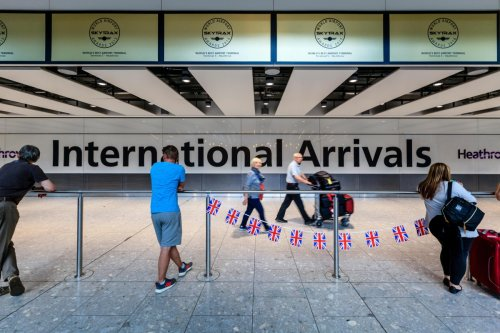 Just '1 in 200 travellers from amber list countries test positive for Covid'