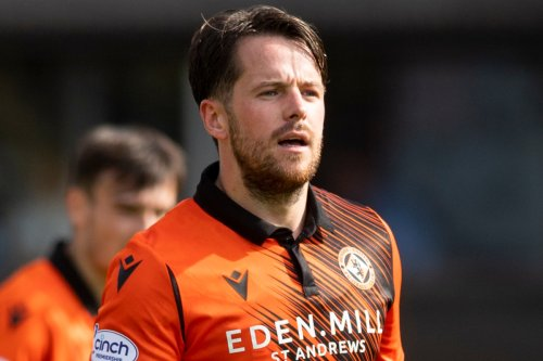 Dundee United star Marc McNulty draws line under Reading career