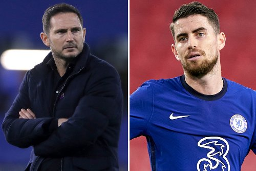 Jorginho takes swipe at Lampard and claims ex-boss was never ready for Chelsea