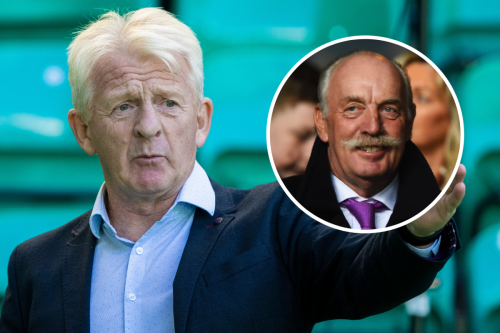 Gordon Strachan lined up for dramatic Celtic return in senior role