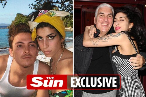 Amy Winehouse's family 'betrayed' by her best friend Tyler James' tell-all book