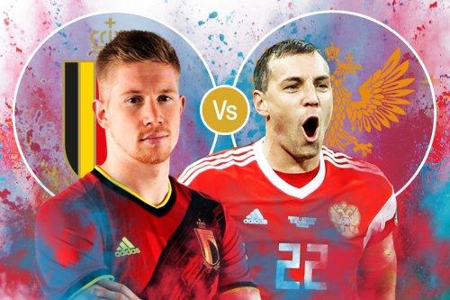 Belgium vs Russia news, injuries & odds as Martinez's men launch bid for glory