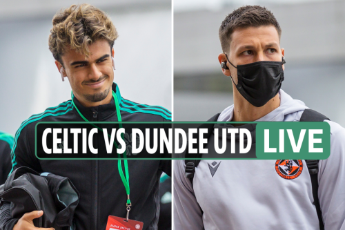 Celtic vs Dundee United: TV channel, live stream, kick-off time and team news