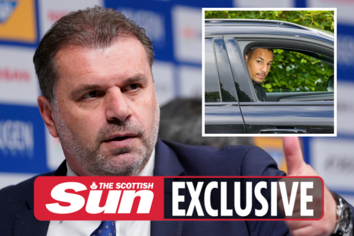 Exclusive: Ange Postecoglou will be at Lennoxtown for first time on Thursday