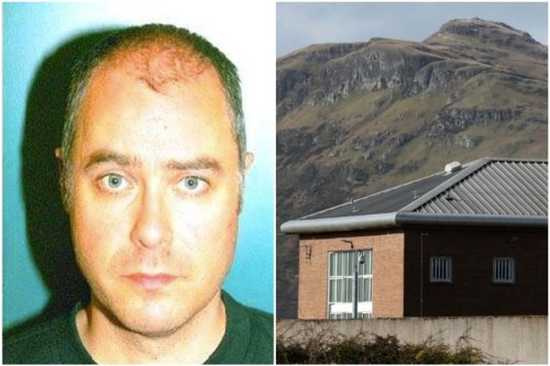 Killer getting 'dream move' to Scots jail where he can see 'snow-topped hills'