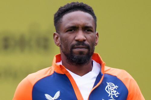 Rangers already reaping rewards from Jermain Defoe's coaching, says Scott Wright