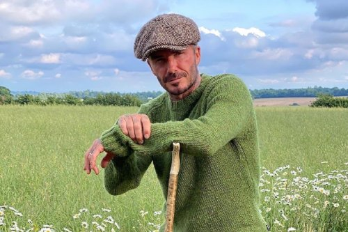 Scots knitwear firm modelled by David Beckham wins legal battle with Asda