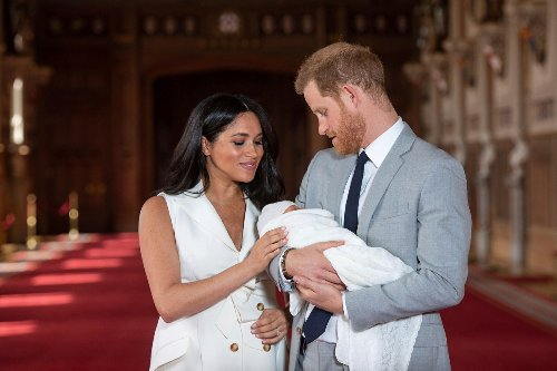 Meghan & Harry 'rejected Earl title for Archie because it has the word dumb in'