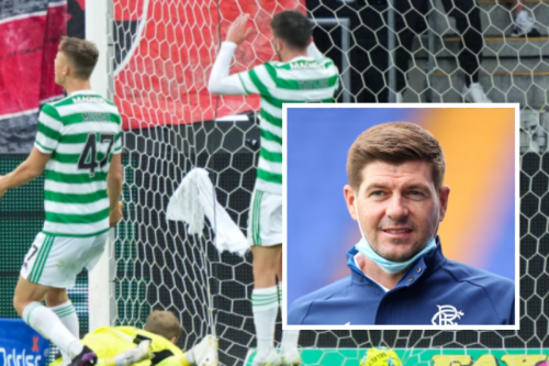 Rangers jump ahead of Celtic in co-efficient calculations after Midtjylland exit