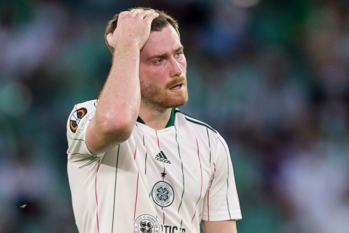 Celtic can take positives despite Real Betis loss, insists Anthony Ralston