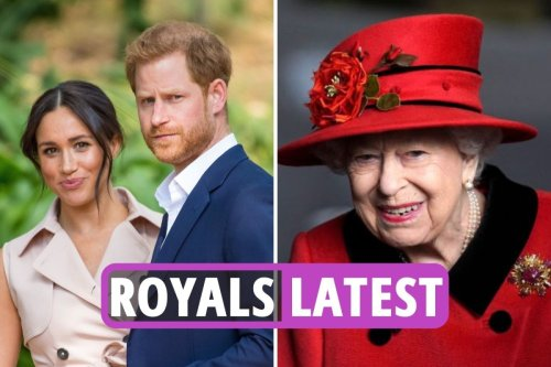Harry 'DIDN'T ask Queen's permission for Lilibet's name but told her instead'