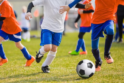 Scots under-14s football team walks off pitch after player 'racially abused'