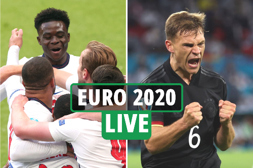 Euro 2020 LIVE: England vs Germany NEXT at Wembley, France and Portugal through, Last 16 ties CONFIRMED - latest updates
