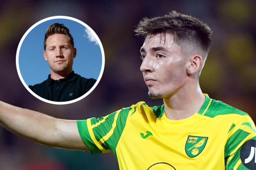 Rangers should contact Chelsea to save Billy Gilmour from Norwich 'nightmare'