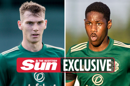 Celtic pair Liam Shaw and Osaze Urhoghide already fighting for Hoops futures