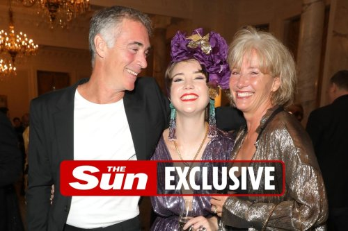 Mum and dad saved my life from anorexia, says Greg Wise's daughter Gaia