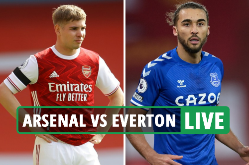 Arsenal vs Everton LIVE: Updates and result as fans protest outside Emirates