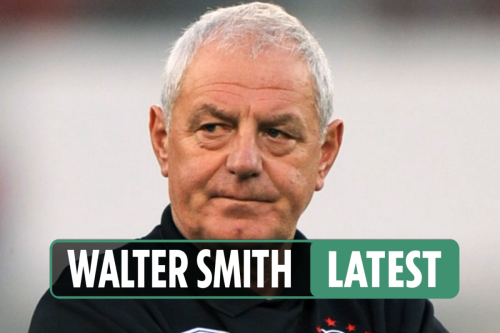 Walter Smith latest: Rangers legend dies aged 73 as tributes pour in