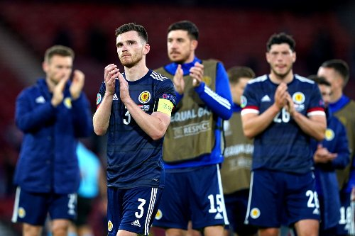 FM thanks Scots stars for 'playing hearts out' as celebs react to crashing out