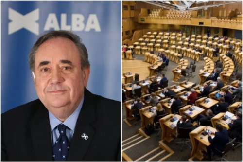 Alex Salmond suggests Holyrood is 'parliament of numpties' and 'fearties'